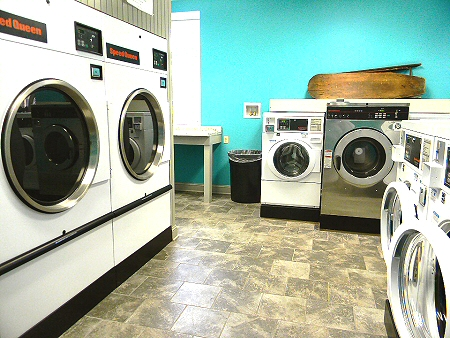 Jim Thorpe, Lehighton, Pocono, Carbon County Area Laundromat, Weissport Washboard